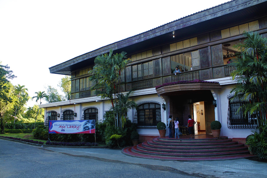 Malacanang of the North Front Area