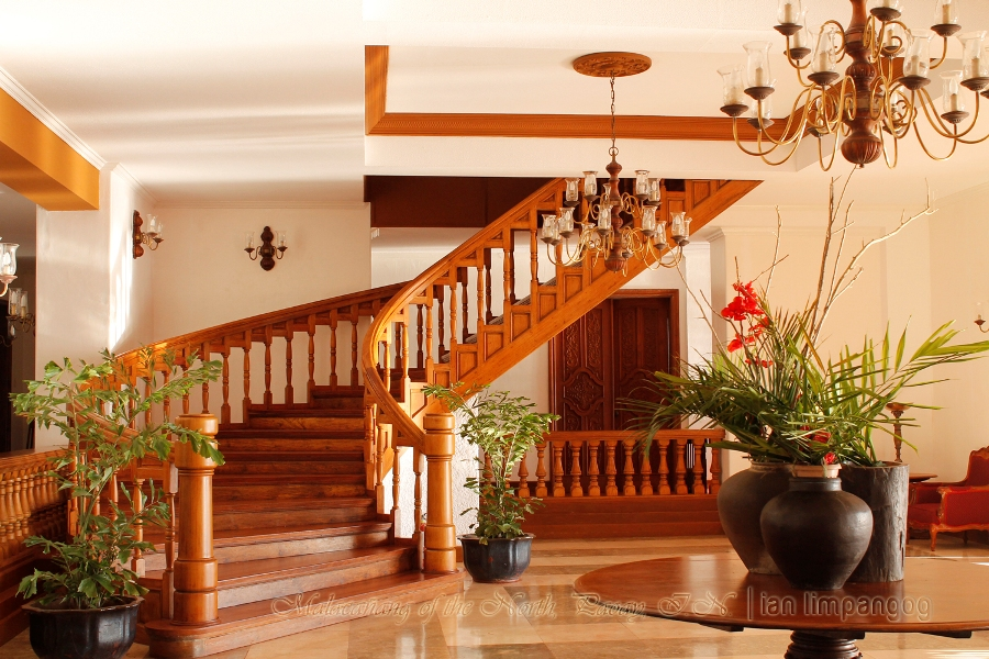 Malacañang of the North Stairway
