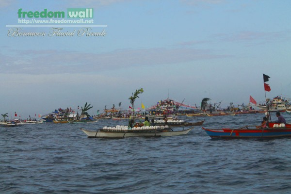 bonawon fluvial parade 31