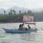 Bonawon Fiesta: Feast of Saint Vincent Ferrer 2013 Fluvial Parade Photo Gallery