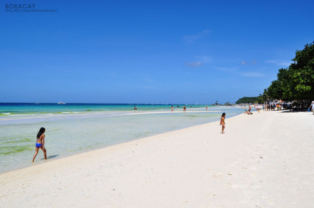 boracay island beachfront