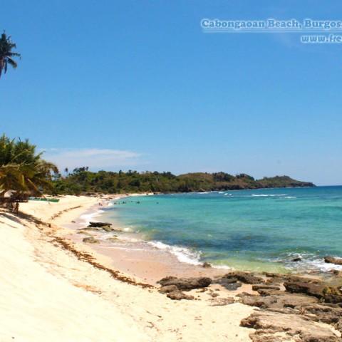 cabongaoan beach stretch