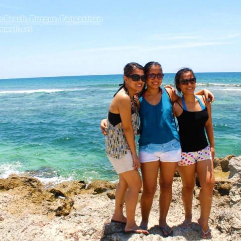 cabongaoan ladies on the rocks
