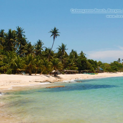 cabongaoan white beach