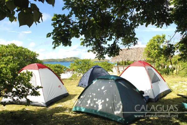calaguas camping