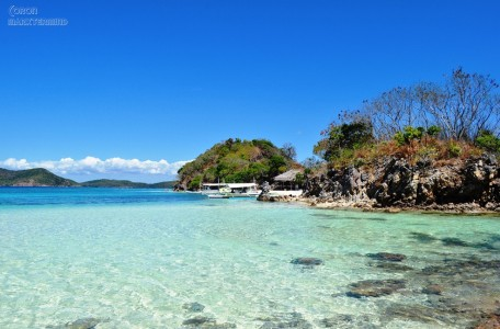Bulog Island, Coron