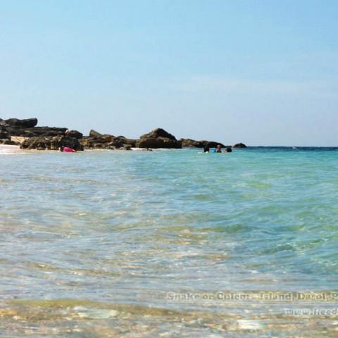 culebra island waters pangasinan