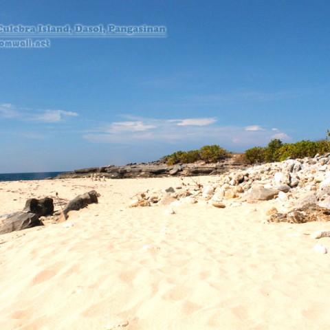 culebra or snake island dasol pangasinan