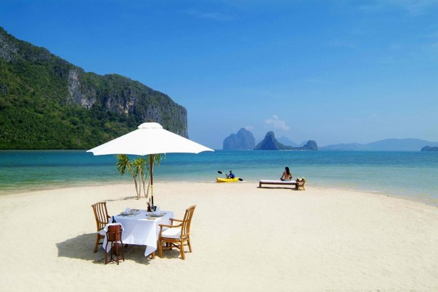 el nido resorts sandbar