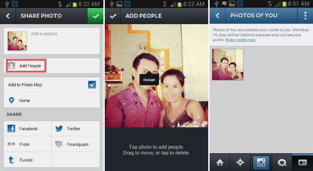 Instagram photos of you