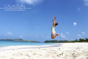 joana's jumpshot in calaguas