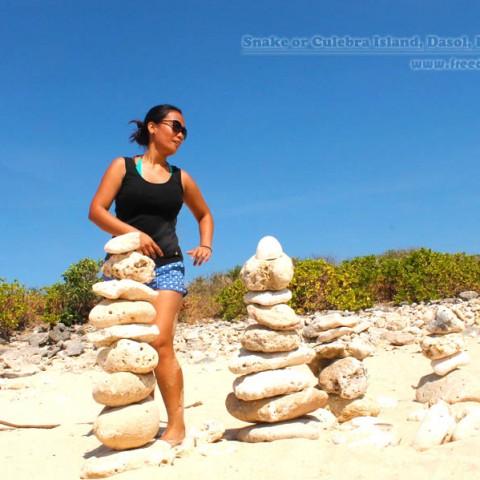 joana at culebra island