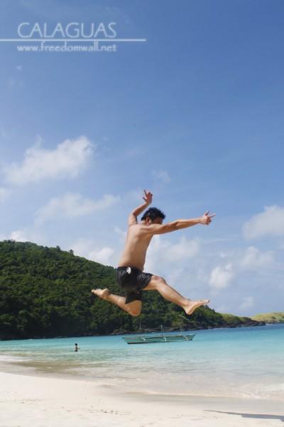 ken's jumpshot in calaguas