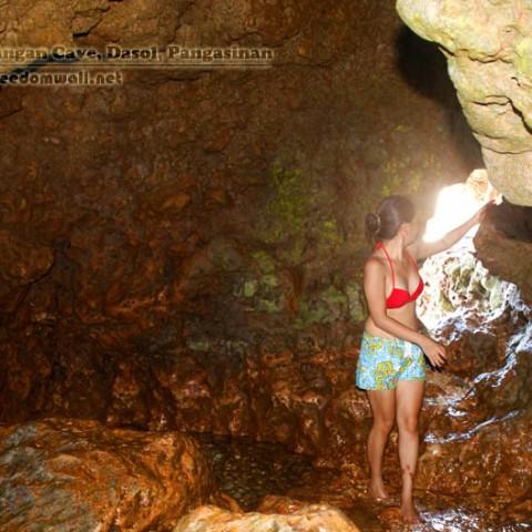 lyndi cylet at cabacungan cave