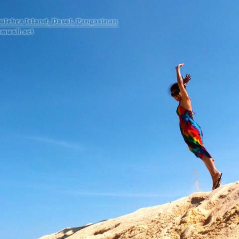 lyndi cylet at culebra island