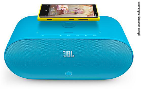 nokia jbl wireless charger and speaker