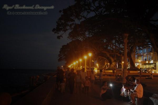 Rizal Boulevard, Dumaguete