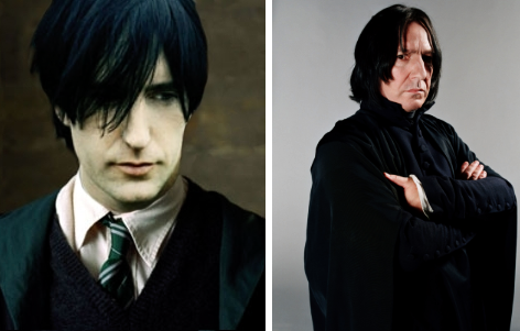 Severus Snape: My New Favorite Harry Potter Character