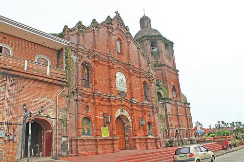 Liliw Church facade