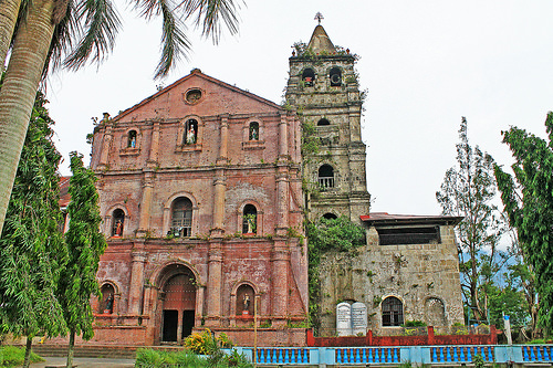 Majayjay Church or Saint Gregory the Great Parish