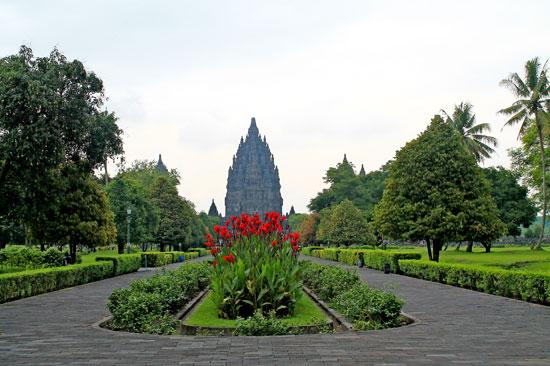 The Prambanan Temple
