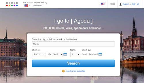 Agoda: Cheapest Hotel Accommodation