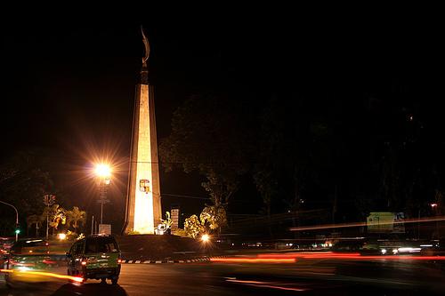 kujang monument bogor