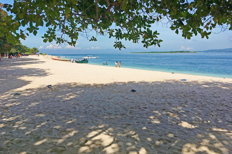 Pink Beach of Zamboanga