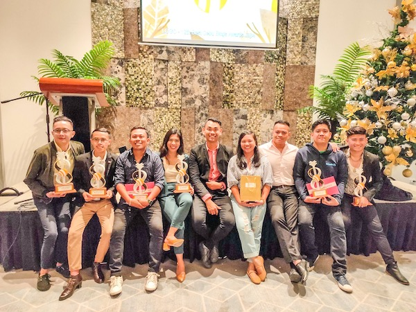 CBS Members who are recognized in the 12th Best Cebu Blogs Awards