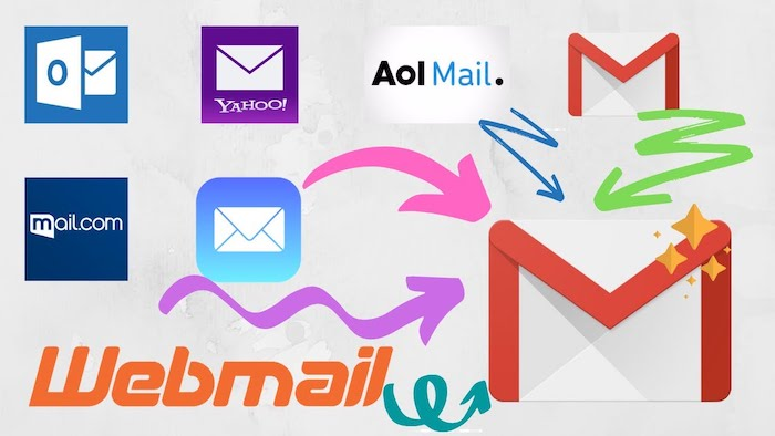 Manage all your email accounts using a single inbox