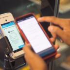 PayMaya contactless payment